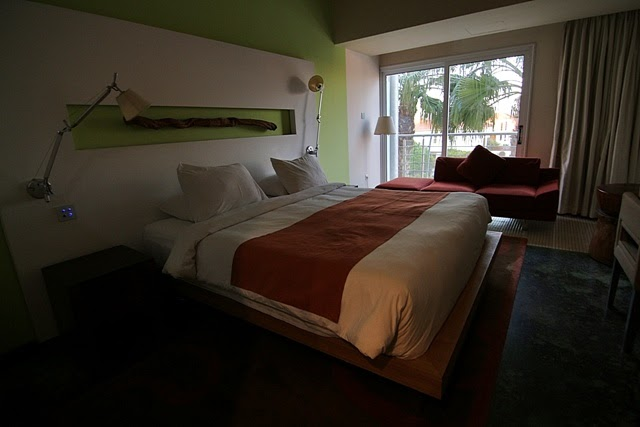 Habitación del E Hotel Spa and Resort en Lárnaca