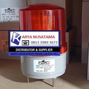 Jual Lampu Rotary Merah 24V Type 5121 di Batam
