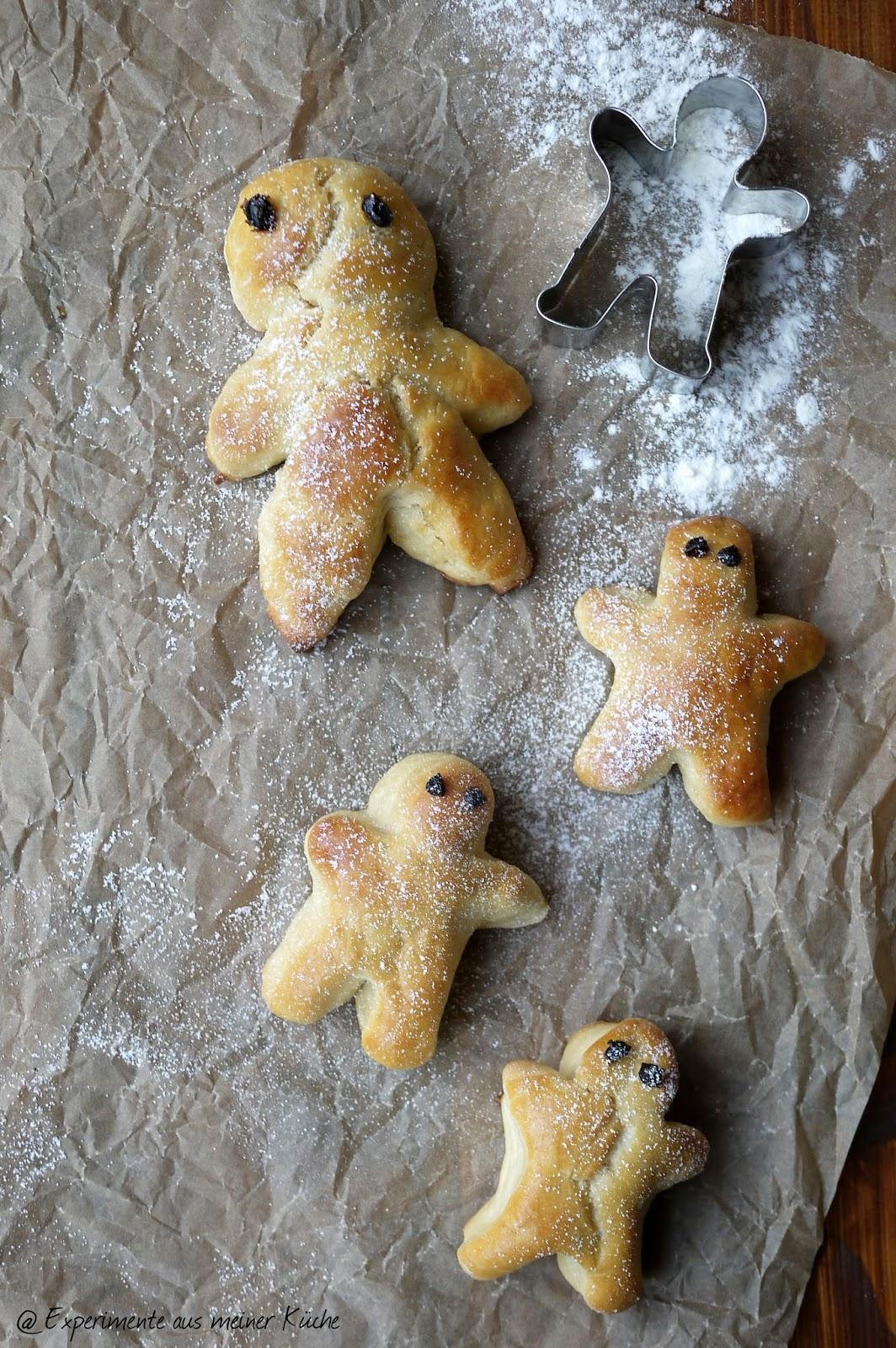 Experimente aus meiner Küche: Stutenkerlchen