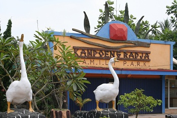 Kampung Raja | wisata Jambi | wonderful Indonesia
