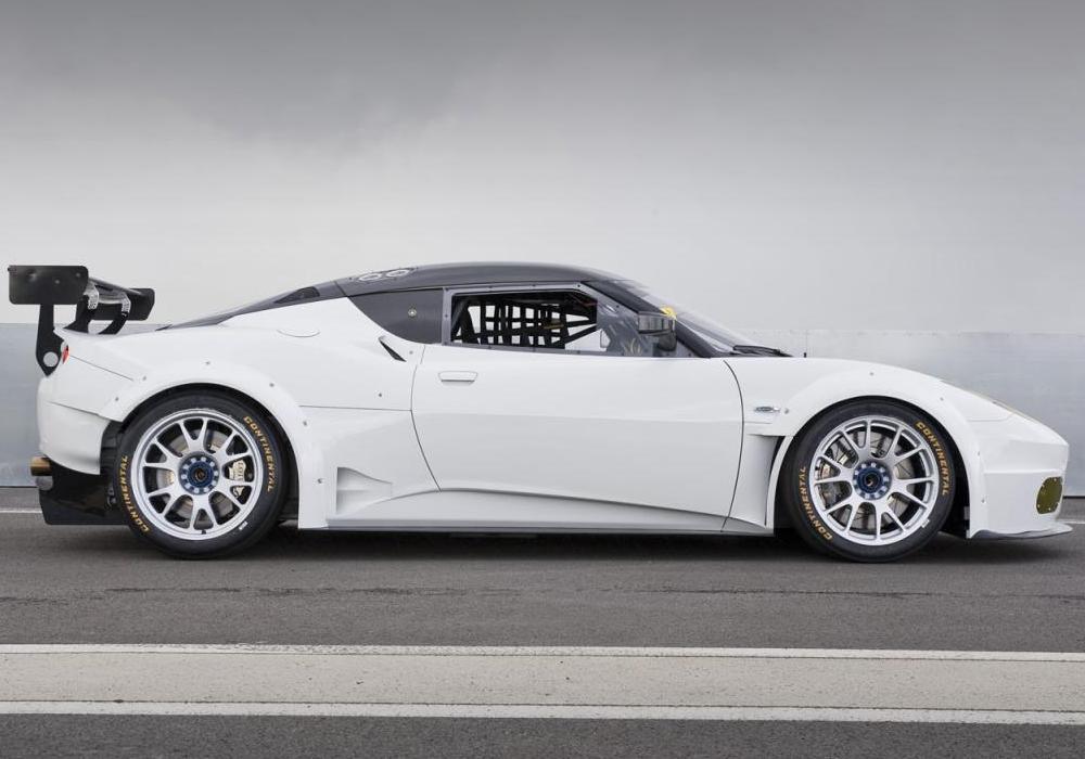 Lotus Evora GX racer - Autoesque