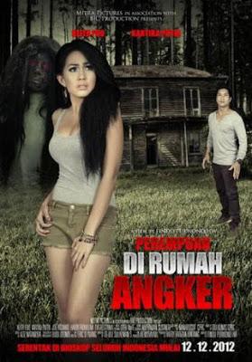 Perempuan di Rumah Angker (2012) DVDRip