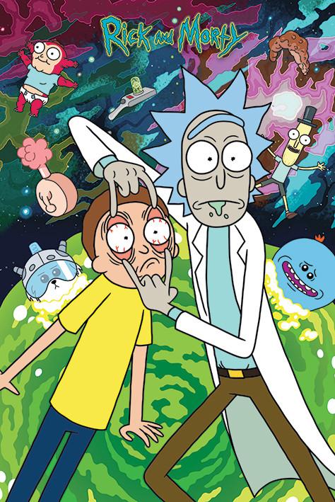 Rick và Morty -Rick and Morty