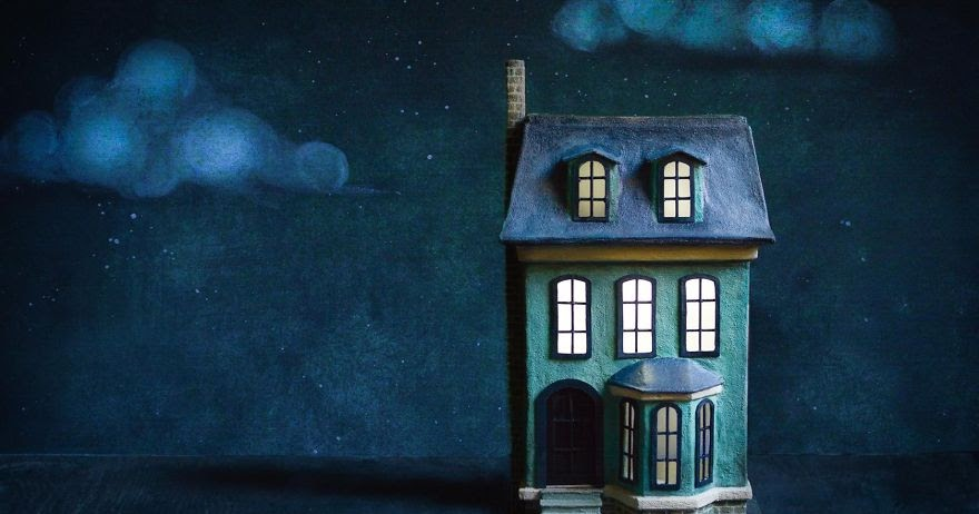 Como hacer una casa de mu ecas estilo victoriano - Quiero construir una casa ...