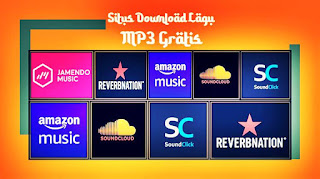 Situs download lagu MP3 gratis - kanalmu