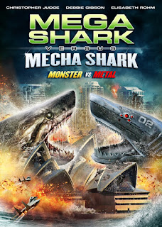 Sinopsis Film Mega Shark Versus Mecha Shark (2014)