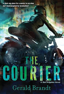 Interview with Gerald Brandt, author of The Courier