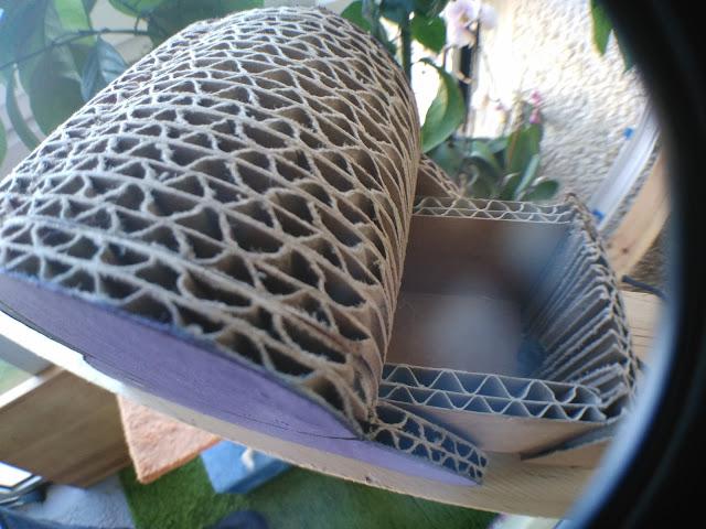 carton meuble cardboard furniture