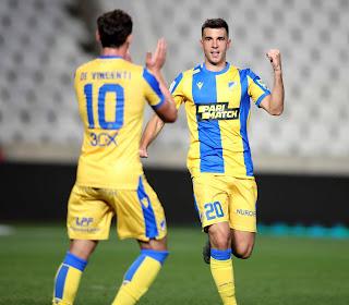 Andrija Pavlović «Κάναμε ένα εξαιρετικό παιχνίδι - Ήταν μια συλλογική εμφάνιση»