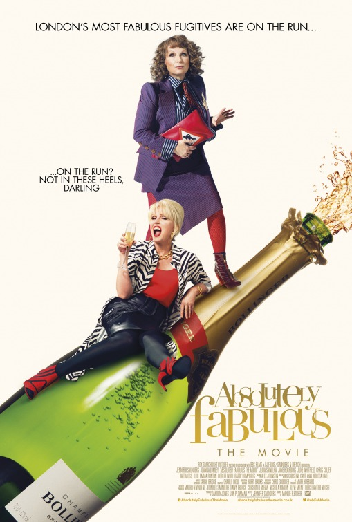 Absolutely Fabulous movie poster