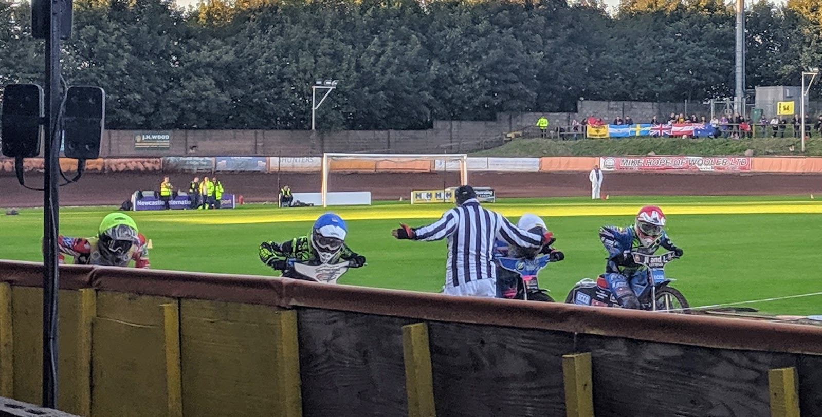 Things to do in Berwick - berwick speedway