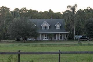 Casa en un rancho