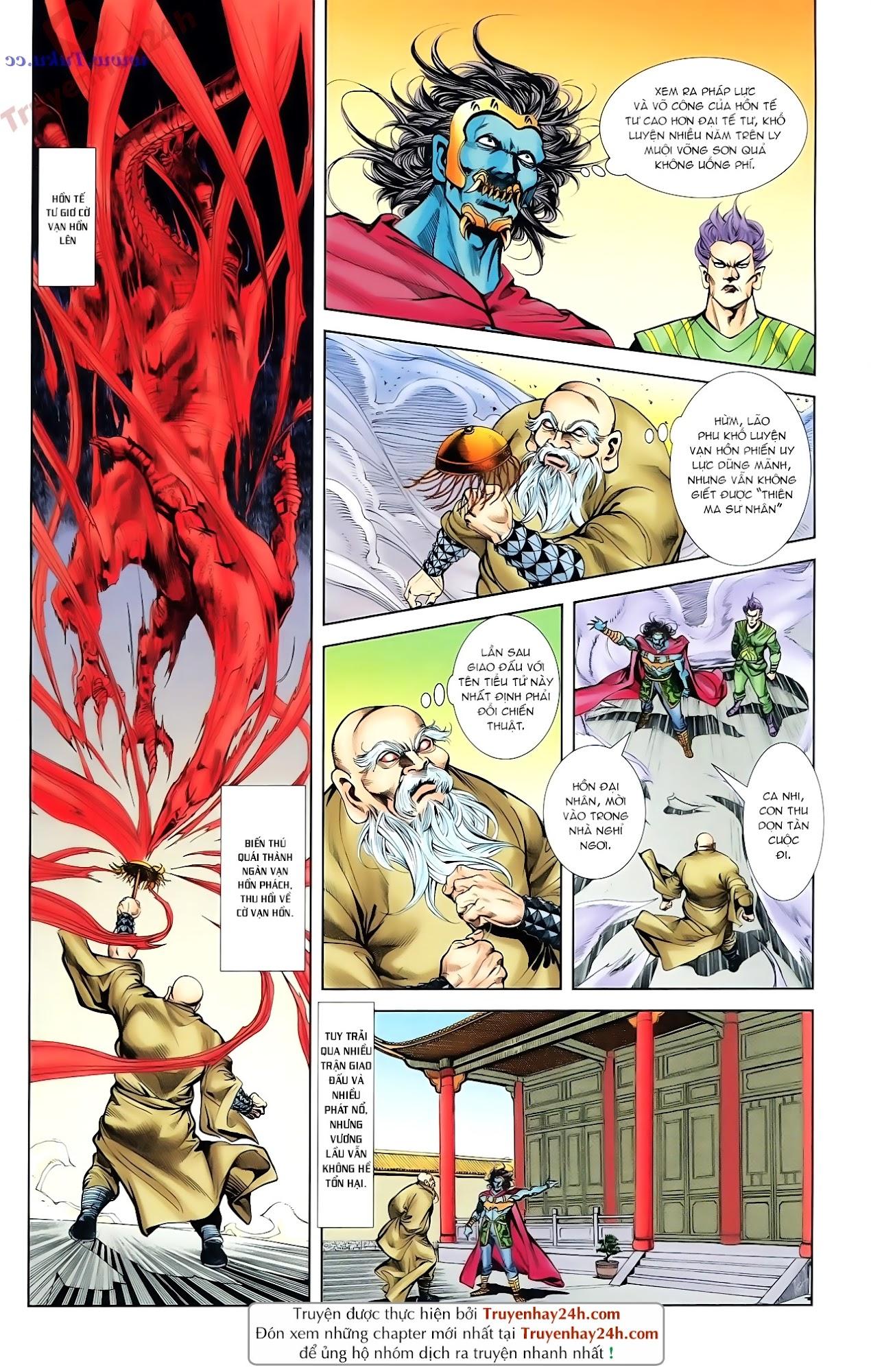 Cơ Phát Khai Chu Bản chapter 84 trang 3