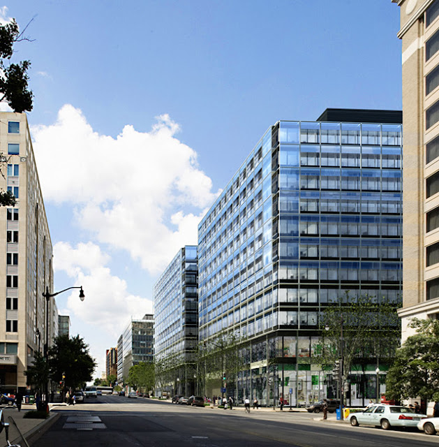 The Apartments At Citycenter: Urban Lab Global Cities (ULGC): Update: CityCenterDC
