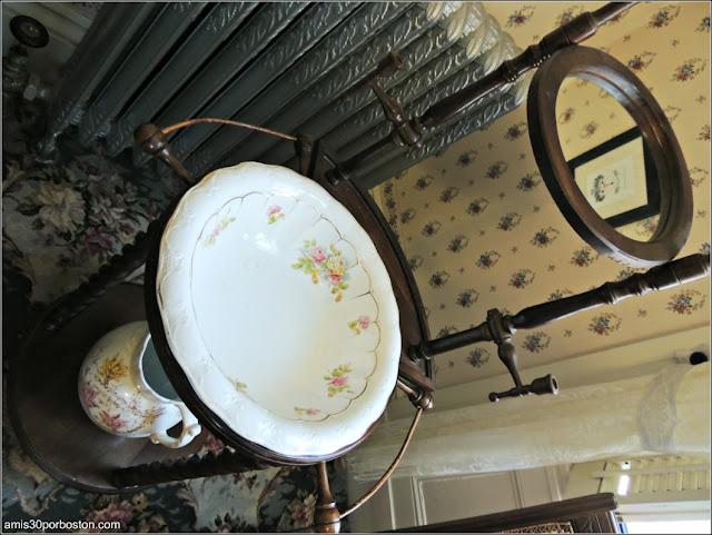 Lizzie Borden Bed & Breakfast Museum: Habitación de Invitados