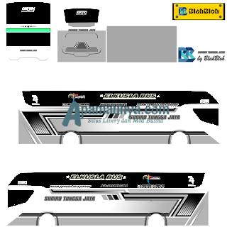 Download Livery Bus Sudiro Tungga Jaya Srikandi