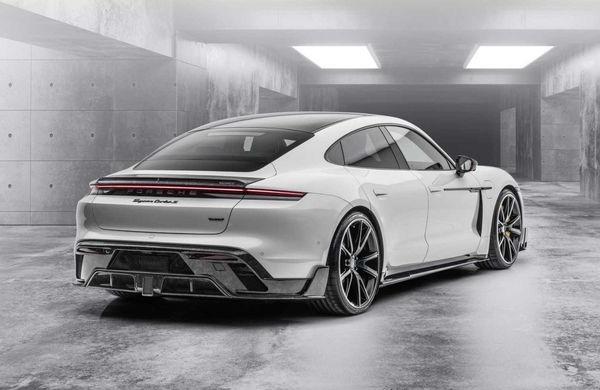 Mansory Porsche Taycan