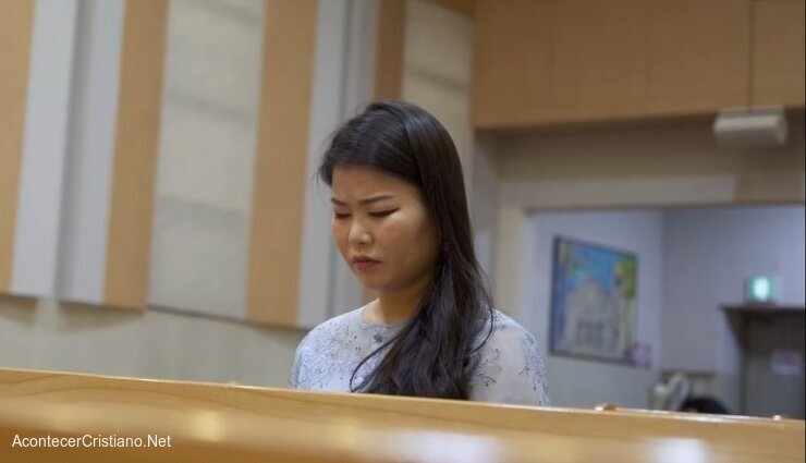 Sookyung Kang, mujer coreano huye de Corea del Norte