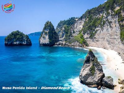 Nusa Penida Island - Diamond Beach