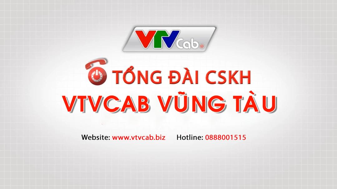 Tổng đài lắp truyền hình cáp ở Bà Rịa - Vũng Tàu