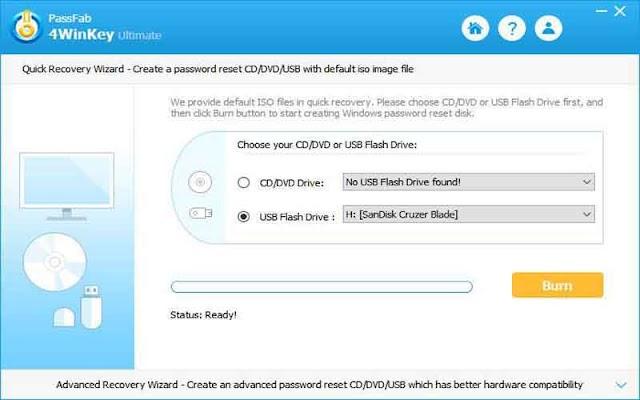 PassFab 4WinKey 6.6.0.9 Professional / Enterprise [Latest]