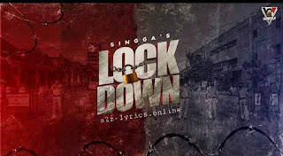 LOCKDOWN LYRICS | TRANSLATION | SINGGA