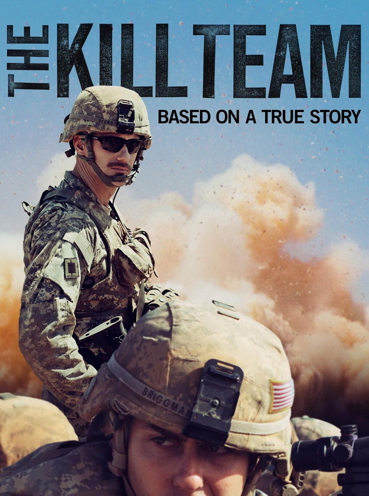 The Kill Team [2019] [DVDR] [NTSC] [Latino]