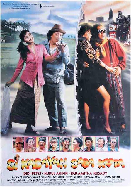 Si Kabayan Saba Kota (1989)
