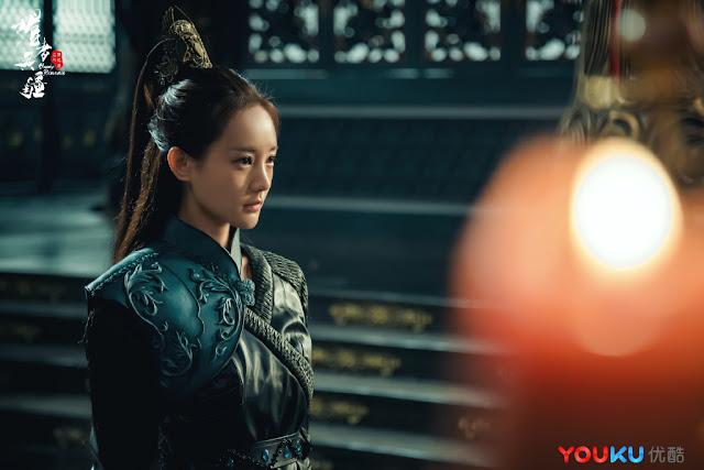 Bloody Romance Li Yitong