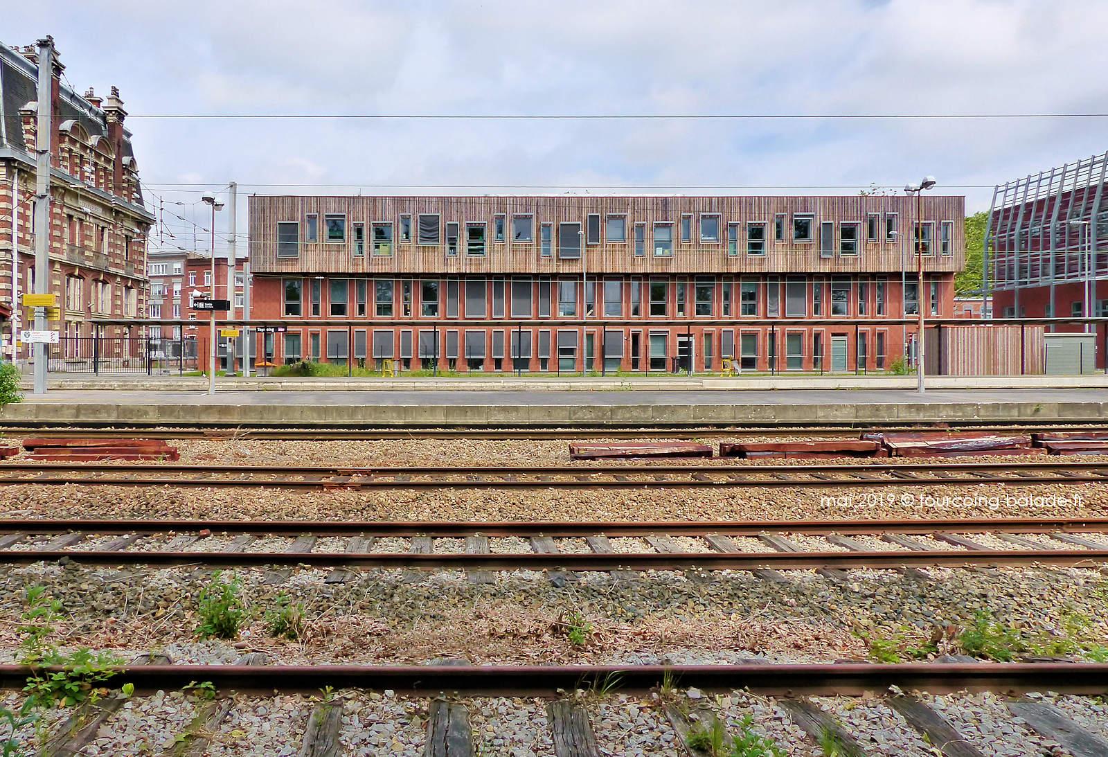 Tourcoing Gare - Pôle Emploi