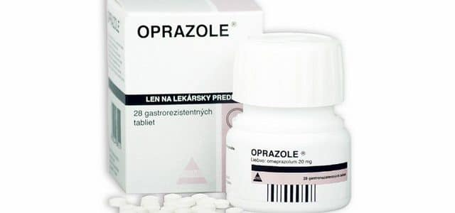 سعر ودواعي إستعمال أوبرازول Oprazole لعلاج الحموضه وقرحة المعدة