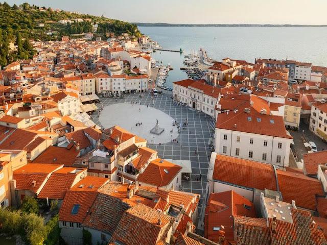 Sự thanh khiết của nhịp sống bình yên ở thị trấn Bled, Slovenia