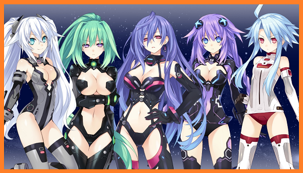 تحميل و مشاهدة جميع حلقات انمي Hyperdimension Neptunia مترجم بدون حجب