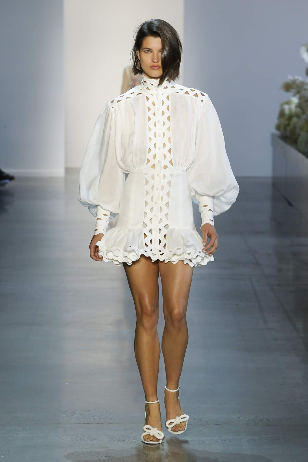 NYFW, Runway, fashion week, review, fashion, fashion blogger, luxury fashion,