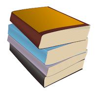 gambar animasi modul dan buku