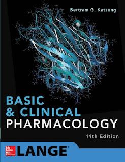 تحميل كتاب katzung pharmacology