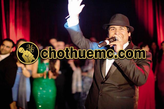 Cho Thuê MC Song Ngữ, MC Tiếng Anh