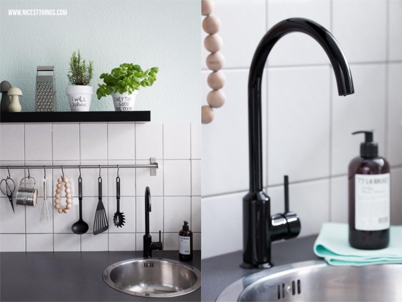 Ikea Wasserhahn Schwarz