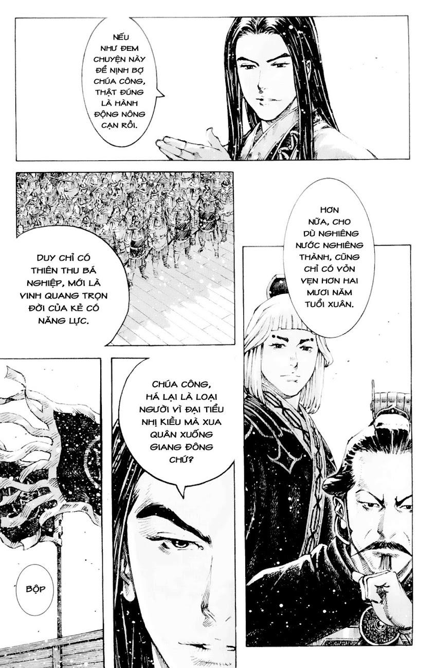 Hỏa phụng liêu nguyên Chương 402: Họa phúc chi giai [Remake] trang 9