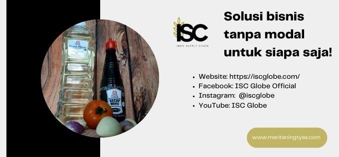 ISC, bisnis tanpa modal