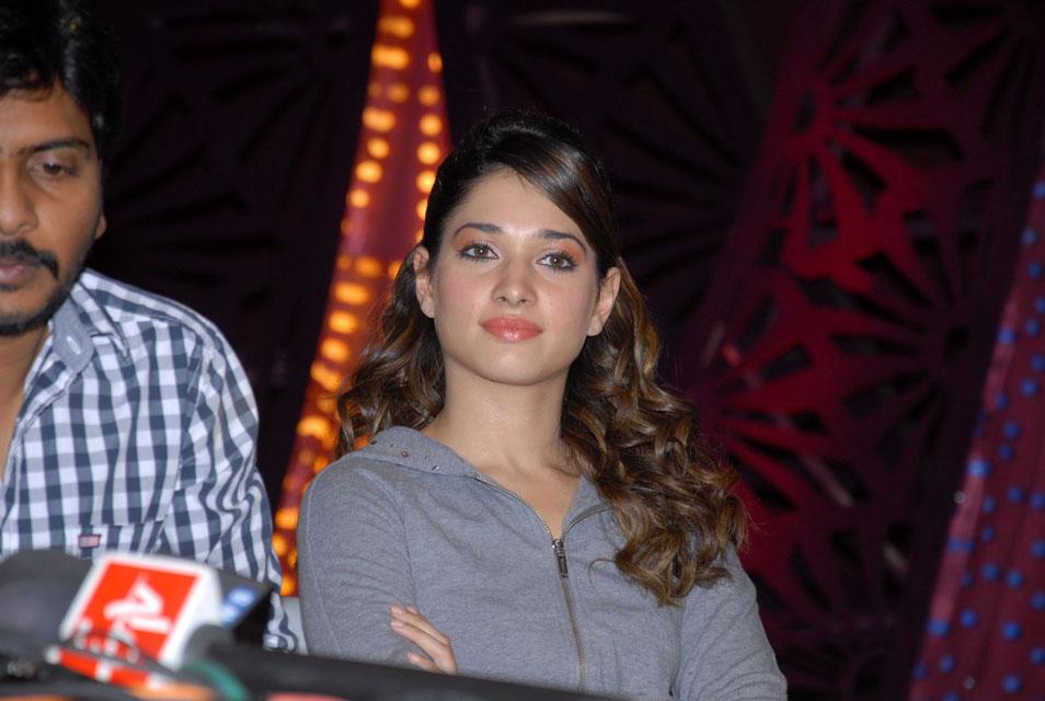 Tamannah Photos in Jeans at Racha Telugu Movie Pressmeet ❤ ❤  ❤