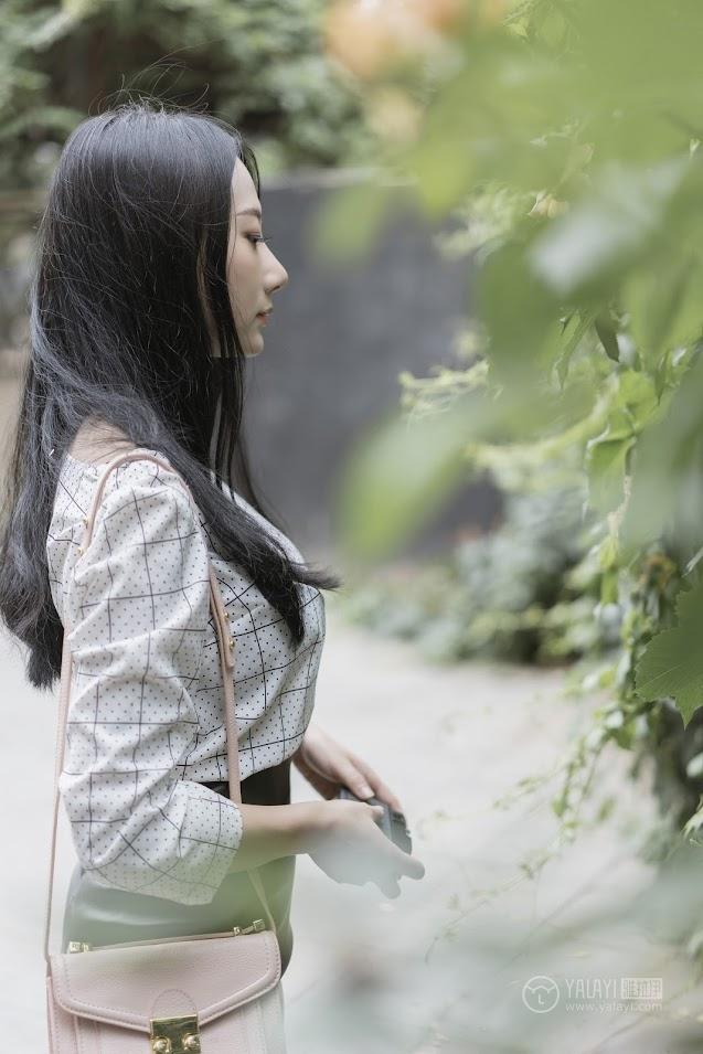 YALAYI雅拉伊 2019.06.28 No.322 女白领的私生活1 何嘉颖Real Street Angels