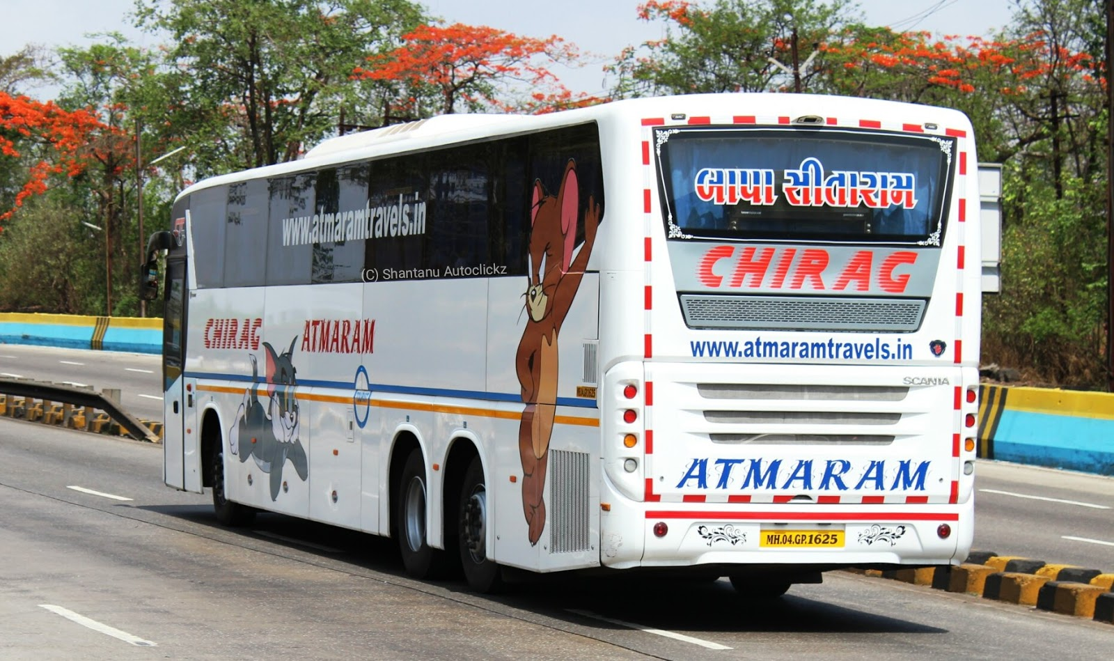 Chirag Atmaram Scania Metrolink Hd Multiaxle Biswajit