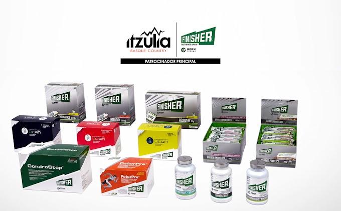 Finisher®, nutrición y energía estará en la Itzulia Basque Country 2021