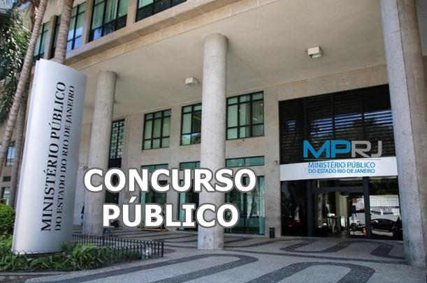Concurso do Ministério Público do RJ (Edital MPRJ 2019)
