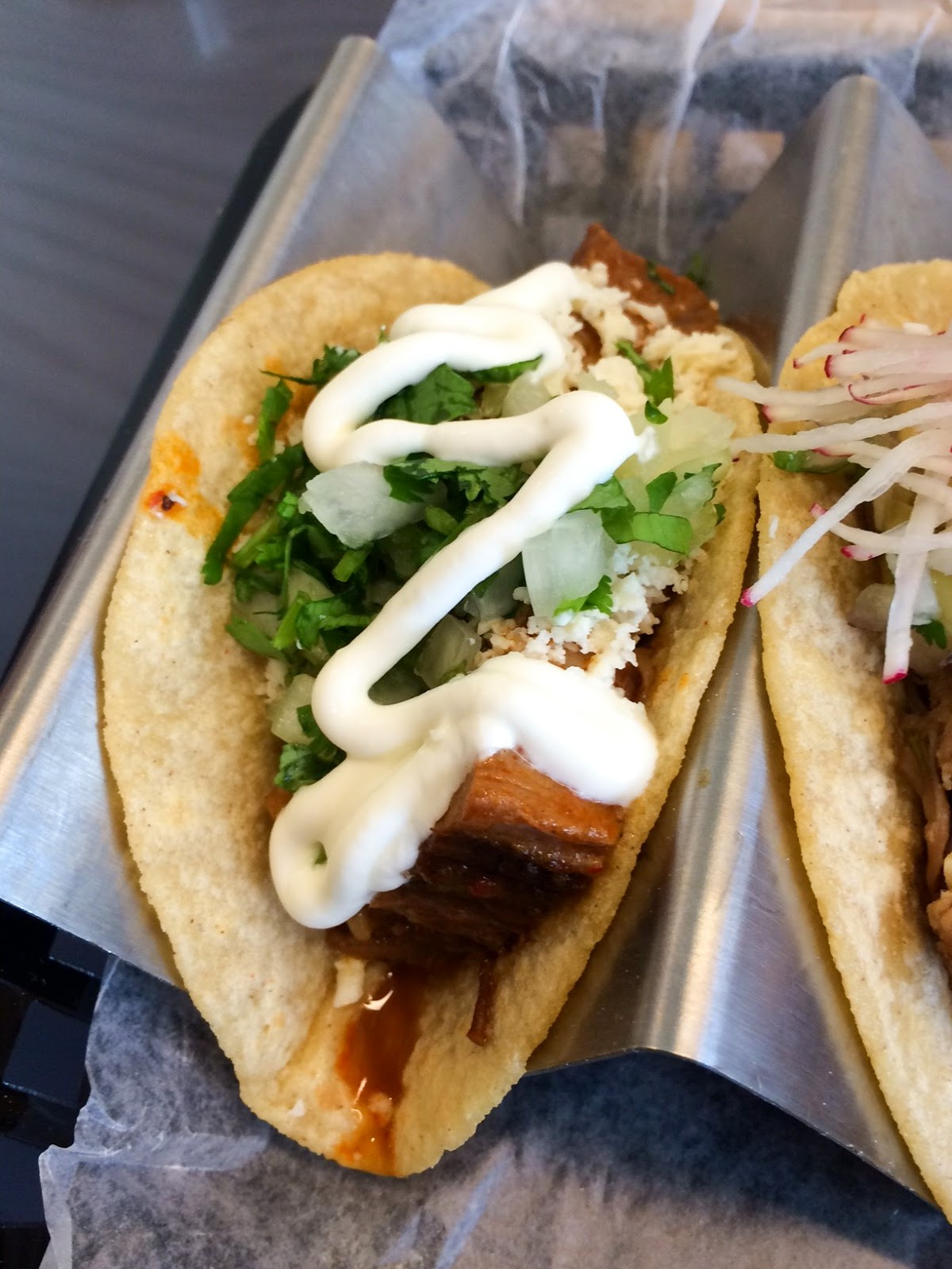 Buena Onda Tacos - Carne Steak Tacos