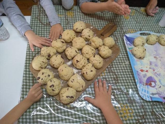 Μικροί μαθητές του Δημοτικού Σχολείου Κρανιδίου γνώρισαν τις παραδοσιακές γεύσεις