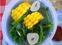 Resep Masak Apa Hari Ini - Sayur Bayam Bening Sederhana