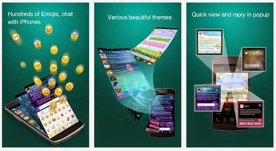 go sms pro paid themes free