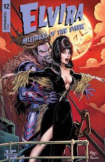 Elvira: Mistress of the Dark #12 Cover c from Dynamite Entertainment